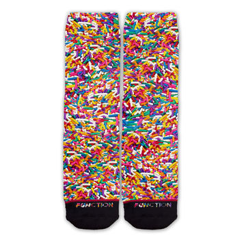 Function - Sprinkles All Over Fashion Socks