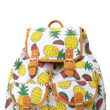 Pineapple Summer Backpack