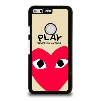 PLAY COMME DES GARCONS Google Pixel Case Cover