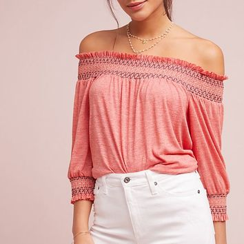 Riley Off-The-Shoulder Top