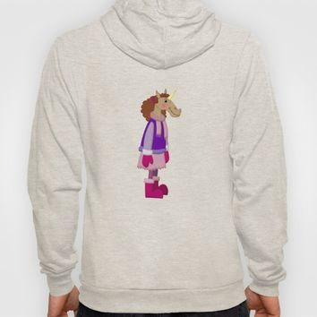 Cozy Skirt Unicorn Hoody by That's So Unicorny