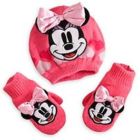 Minnie Mouse Hat and Mittens Set for Baby | Disney Store