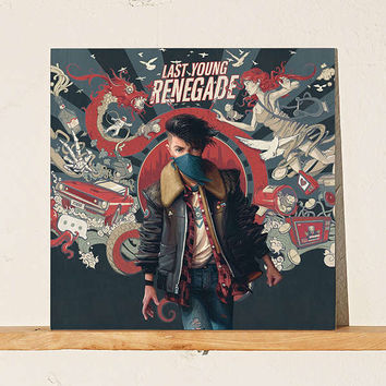 All Time Low - Last Young Renegade LP | Urban Outfitters