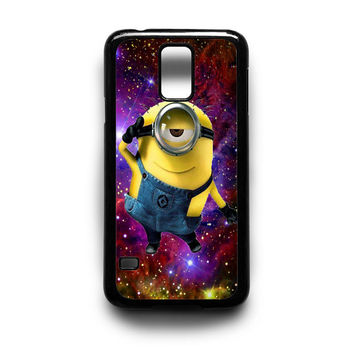 Minion Galaxy Samsung S5 S4 S3 Case By xavanza
