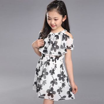 Kids Flower Dress