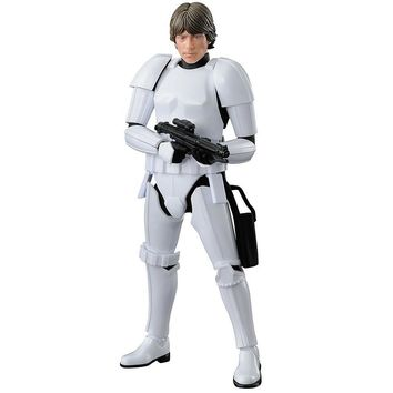 Star Wars Bandai 1/12 Plastic Model : Luke Skywalker (Stormtrooper Ver.) - HYPETOKYO