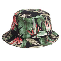 HUF - WAIKIKI BUCKET // BLACK