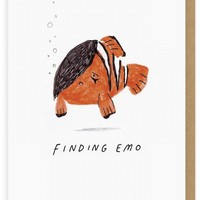 Finding Emo Card