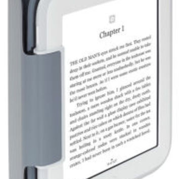 Clip Cover in Light Grey for NOOK GlowLight