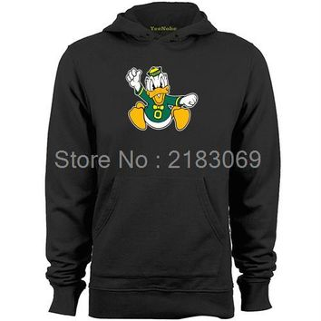 Oregon Ducks Mens & Womens Funny Hoodies Custom Graphic Hoodies