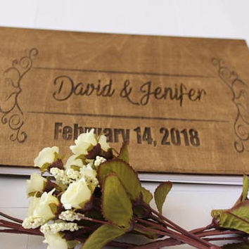 Sign Books Personalized Wedding Guest Book, Sign Book for Wedding Guestbook, Guestbook wedding,Wedding book sign, Wedding book guest