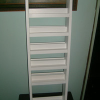 "Slim 11"" Wide  Nail Polish Rack 84 to 98ct plus"
