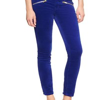 Gap Women 1969 Velvet Always Skinny Skimmer Pants