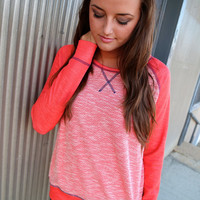 Laid Back {Coral}