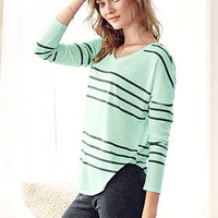 Drop-shoulder Tee - Vintage Tees - Victoria's Secret