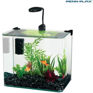 Radius Curved Corner Glass Aquarium Kit