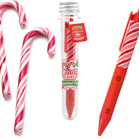 CANDY CANE SCENTED PEN (SMEN)
