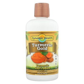 Dynamic Health Juice - Turmeric Gold - 32 Oz