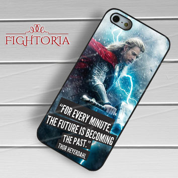 Thor Quote - zZzA for  iPhone 6S case, iPhone 5s case, iPhone 6 case, iPhone 4S, Samsung S6 Edge