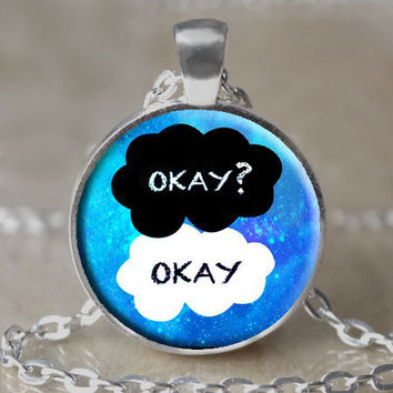 Okay Okay The Fault in Our Stars Necklace