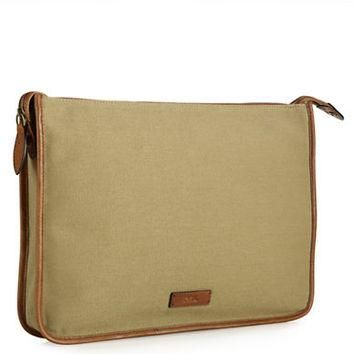 Polo Ralph Lauren Canvas Folio