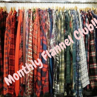 Monthly Club - Mystery Flannel Shirts - All Colors & Sizes