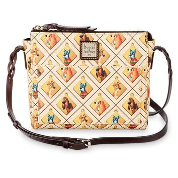 Disney Dooney & Bourke Lady and the Tramp Crossbody Bag New with Tags