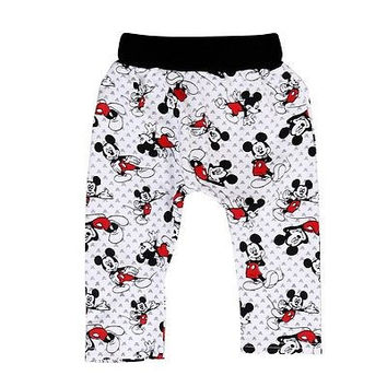 Newborn Baby Boys Girls Harem Pants Minnie Mouse Bottom Trousers Leggings