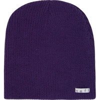 Neff Daily Beanie Purple One Size For Men 15726575001
