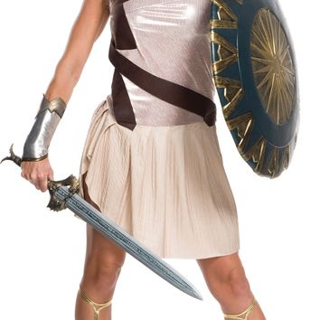 Deluxe Diana Beach Battle Wonder Woman Costume, DC Comics