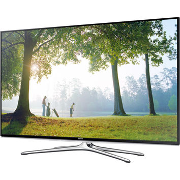 Samsung 32-Inch Full HD 1080p Smart LED HDTV 120Hz with Wi-Fi - UN32H6350
