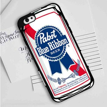Pabst Blue Ribbon iPhone Case