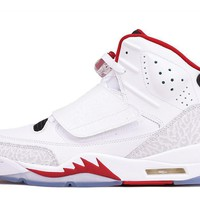 JORDAN SON OF MARS - WHITE / GYM RED