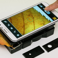 Phone LED Strong Character Mirror [6283328966]