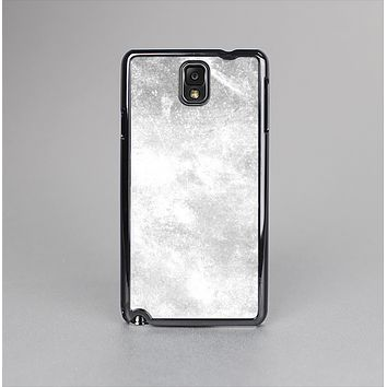 The White Cracked Rock Surface Skin-Sert Case for the Samsung Galaxy Note 3