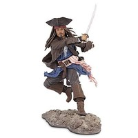Pirates of the Caribbean On Stranger Tides 6 Inch Series 1 Action Figure Captain Jack Sparrow