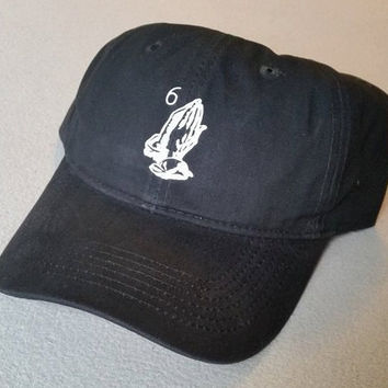 a53b274a5b9 Drake OVO 6 god hat Octobers very own from StreetwearX on Etsy
