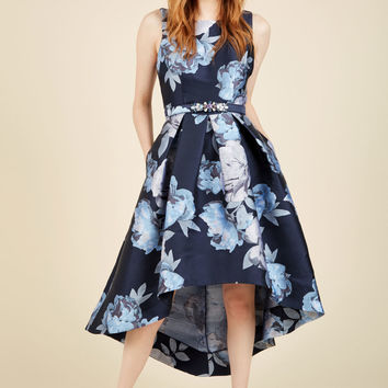 Enchanting Eloquence Floral Dress | Mod Retro Vintage Dresses | ModCloth.com
