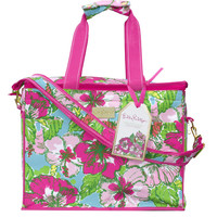 Lilly Pulitzer Insulated Cooler- Big Flirt