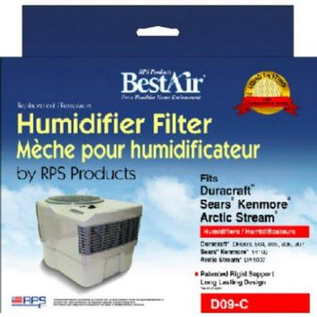 BestAir D09 Extended Life Wick Filter