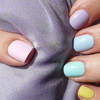 opi pastel colors - Google Search