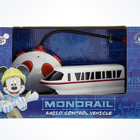 Disney Parks Monorail Radio Control Vehicle New with Box