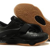 "Nike Zoom KD 7  Kevin Durant 7 Ⅶ""Black Snake Pattern""    Basketball Shoes"