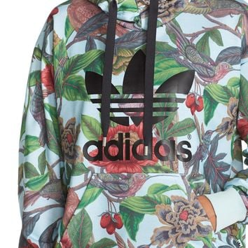 adidas Originals 'Florera - Battle of the Birds' Hoodie | Nordstrom