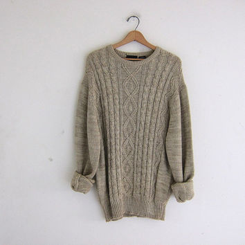 Best Mens Cable Knit Sweater Products on Wanelo