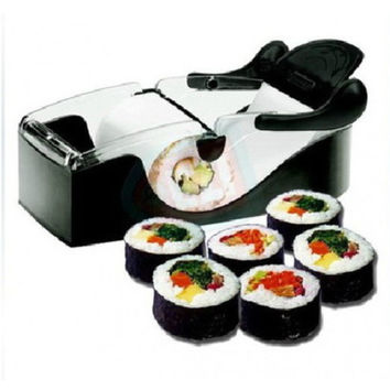 Hot Deal On Sale Kitchen Helper Home Easy Tools Roll-sushi Maker [11499080911]