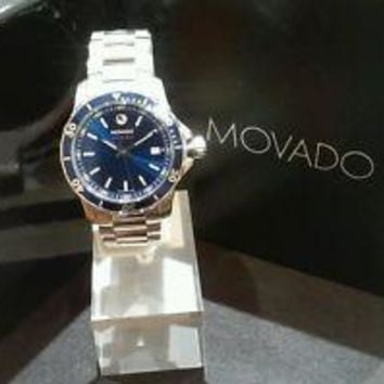 Brand New Movado Watch Authorized Dealer #2600137