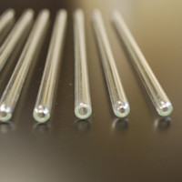 Pyrex-type Glass Straws for Sipping (6mm)
