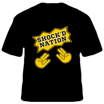 Unisex Shock'D Shockers Nation T-Shirt