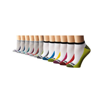 Steve Madden 12-Pack Athletic Low Cut Sock